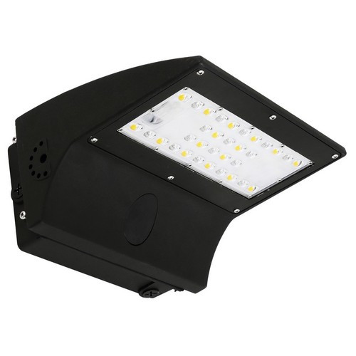 LED Driverless Full Cutoff Wallpack - 100W - 5000K - Morris