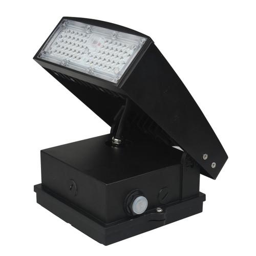LED Adjustable Landscaping Light - 55 Watt - 6600 Lumens - 3000K