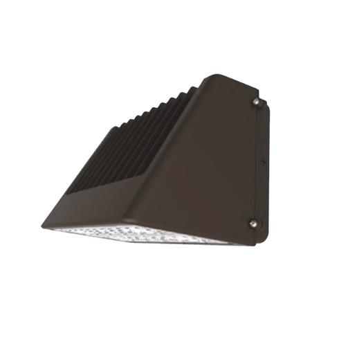 LED Cut-Off Wall Pack - 80 Watt - 10007 Lumens