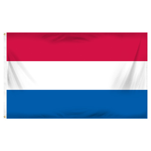 Netherlands Flag 3ft x 5ft Printed Polyester
