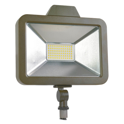 LED Slim Flood Light - 30 Watt - 3500 Lumens - Sylvania
