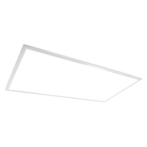 2X4ft Edge-Lit LED Flat Panel - 32W - Dimmable - 3300 Lumens - Emergency Back-Up - Sylvania