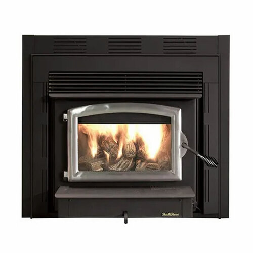 Wood Stove with Pewter Door - Model 74ZC
