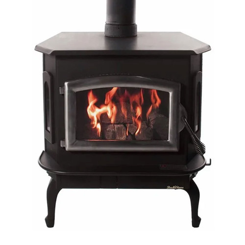 Wood Stove with Pewter Door - Model 81