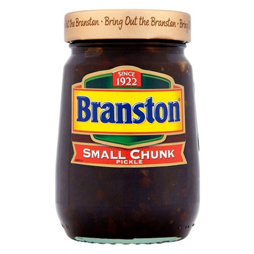 Branston Small Chunk Pickle - 18.34oz (520g)