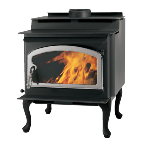 Performer - Wood Stove - Arch Door