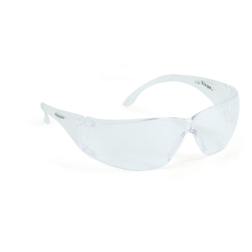 MSA Voyager Safety Glasses w/ Clear Anti-Fog Lens