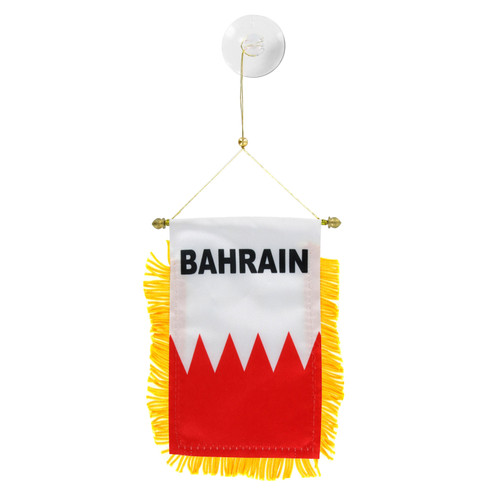 Bahrain Mini Window Banner