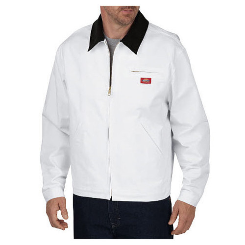 Dickies Men's Flannel Lined Painter's Jacket - JC58
