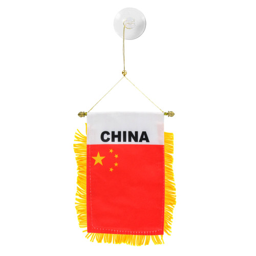 China Mini Window Banner