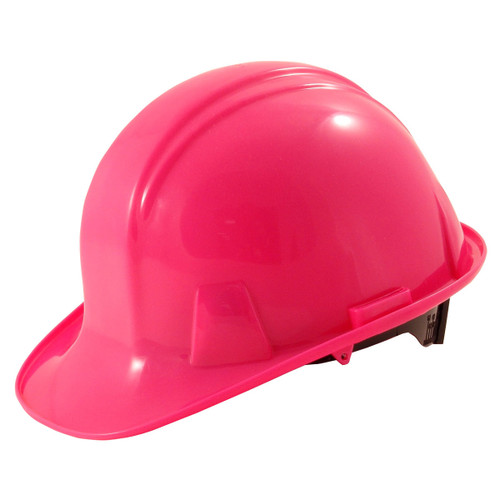 Pyramex Hard Hat - Ratchet Suspension