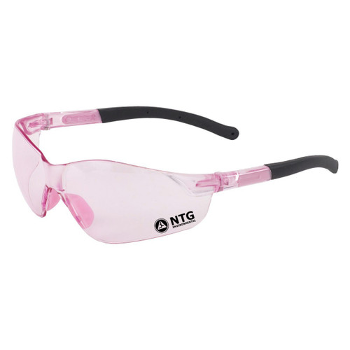 Custom Imprinted ERB Safety Grace Pink Safety Glasses