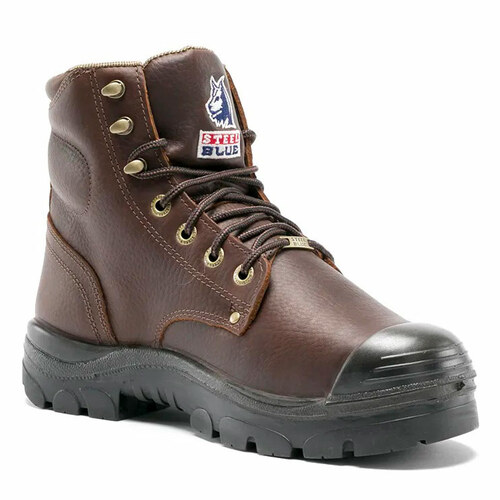 Steel Blue Men's Argyle Met Bump Cap Steel Toe Boot - 832912