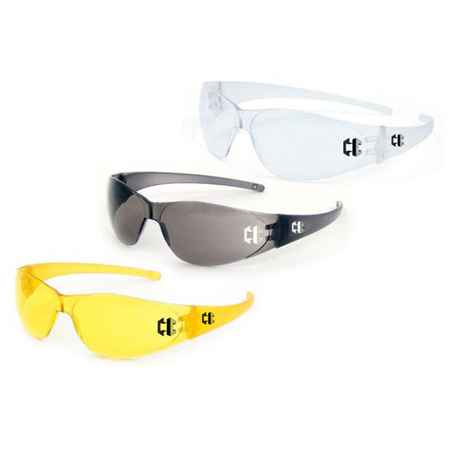 Custom Imprinted Crews CheckMate Safety Glasses