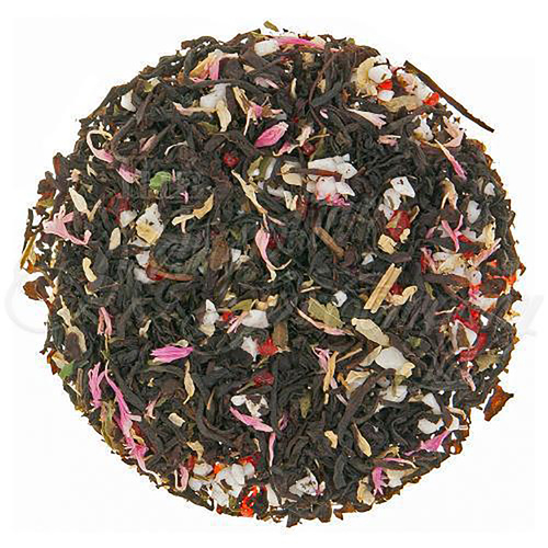 Candy Cane Burst Flavored Black Tea - Loose Leaf