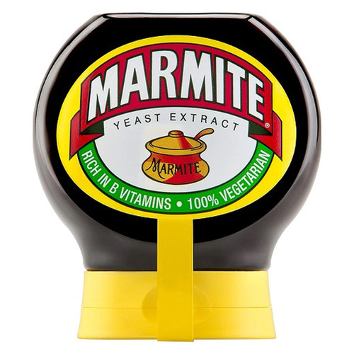 Marmite Yeast Extract Squeezy - 7.05oz (200g)