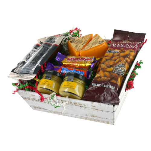 English Tea Store's Meat and Cheese Gift Tray