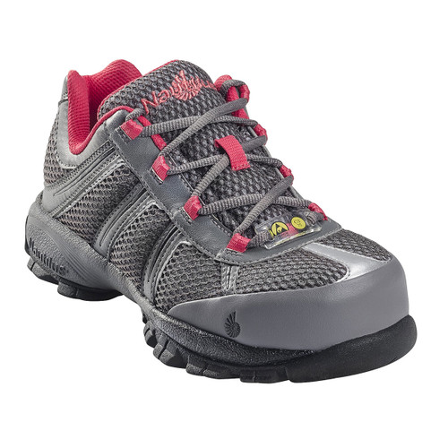 Nautilus Women's N1393 Steel Toe ESD Athletic Safety Shoe