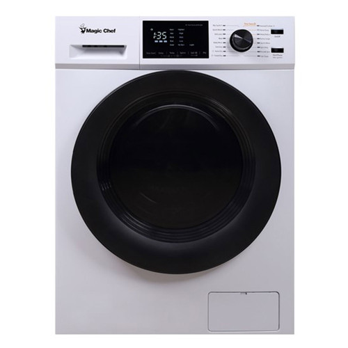 2.7 Cu. Ft. Washer Dryer Combo - White