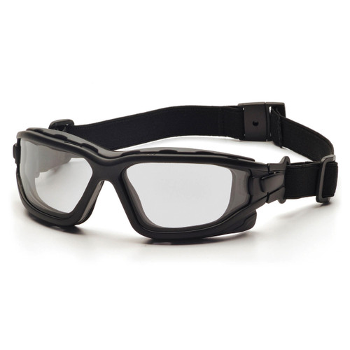 Pyramex I-Force Slim Dual Pane H2X Anti-Fog Safety Goggles