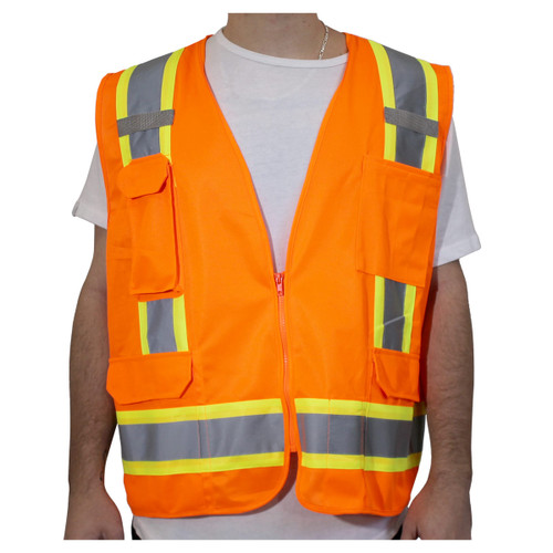 High Vis Orange