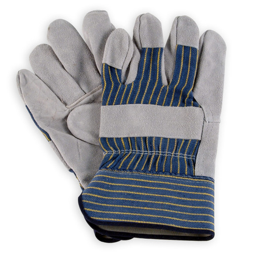 Wells Lamont Shoulder Split Leather Palm Work Gloves - Y3106