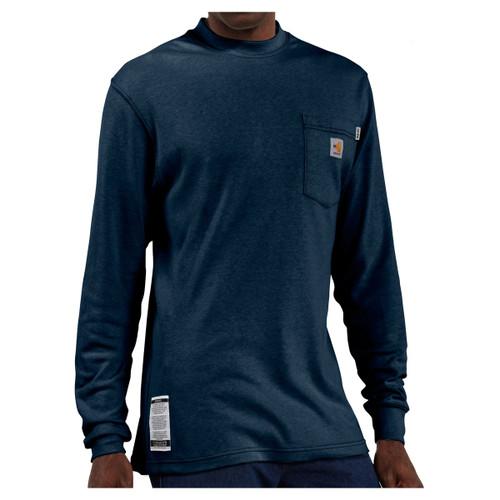 Carhartt Men's Flame Resistant Long Sleeve T-Shirt FRK294