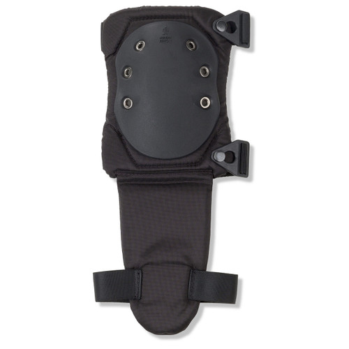 Knee Pads - Rubber Cap - Heavy Duty - Buckle Closure - Slip Resistant with Shin Guard