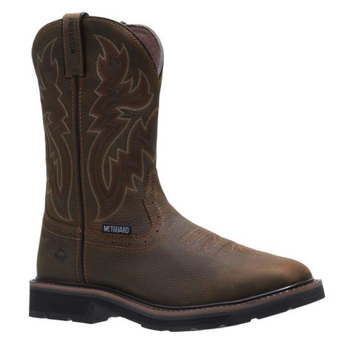 Wolverine Rancher Steel Toe Met Guard Men's Boot- W10924