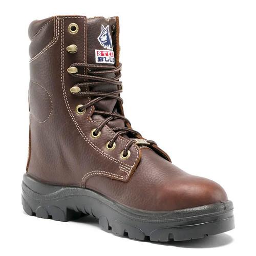Steel Blue Men's Portland Steel Toe Boot - 812955