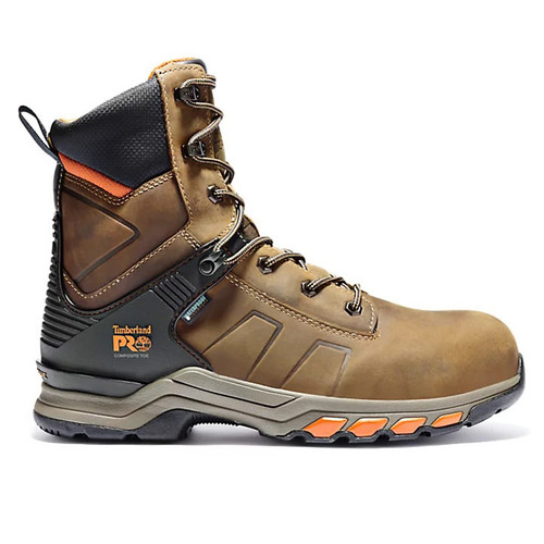 "Timberland Pro Hypercharge 8"" Composite Toe Boots - A1KQ2214"