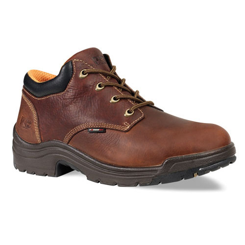 TiTAN Soft Toe Oxford Leather Work Shoes - Timberland Pro - 47015
