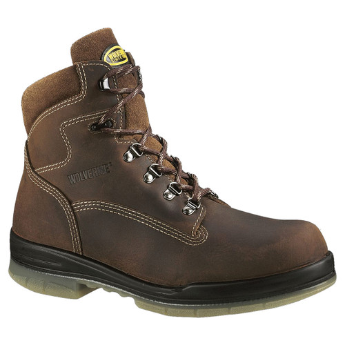 "Wolverine DuraShocks 6"" Insulated Waterproof Work Boots - W03226 & W03294"