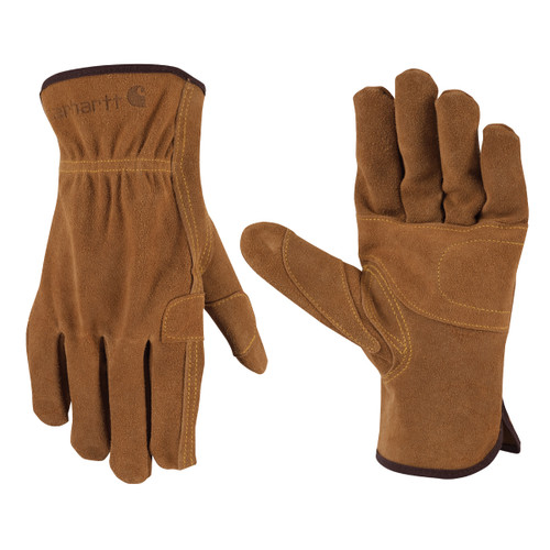 Carhartt A553 Suede Cowhide Leather Fencer Gloves