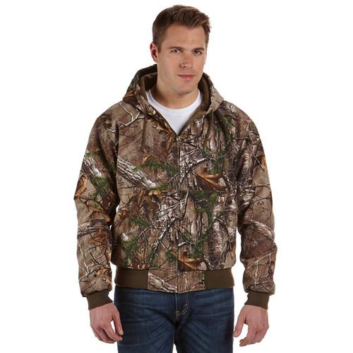DRI DUCK Men's 5020-0XT Cheyenne Realtree Xtra Camo Jacket