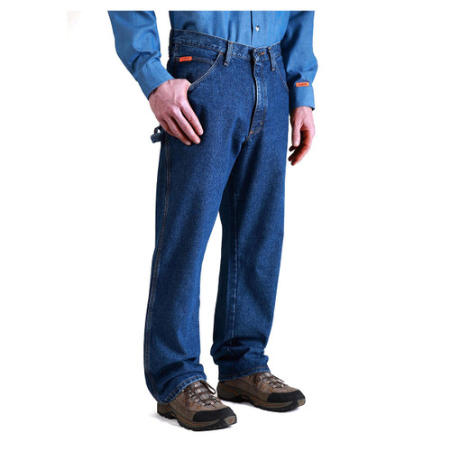 Riggs Workwear by Wrangler Fire Resistant Carpenter Jean - FR3W020
