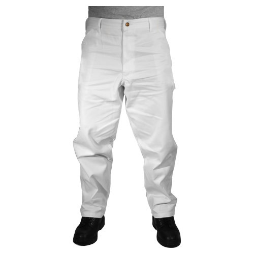Rugged Blue Painters Pants