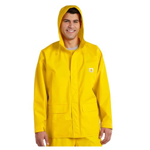 Carhartt Men's 101076 Mayne PVC Rain Coat
