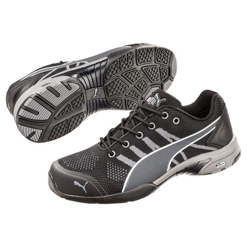 Puma Safety Women's Celerity Knit Steel Toe Athletic Shoes - 642925
