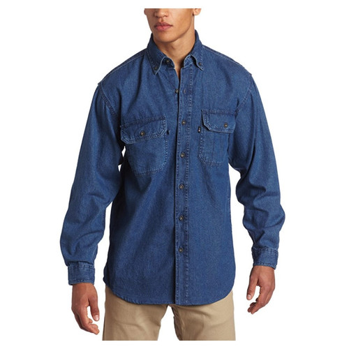 KEY Industries Premium Denim Shirt - 542