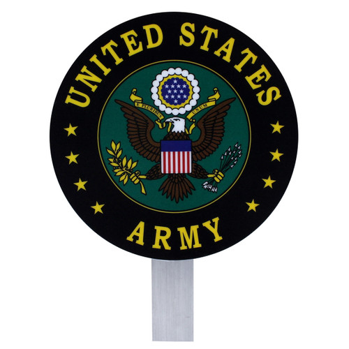 US Army Grave Flag Holder