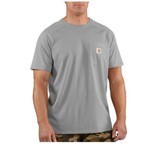 Carhartt Force 100410 Men's Cotton Short Sleeve T-Shirt