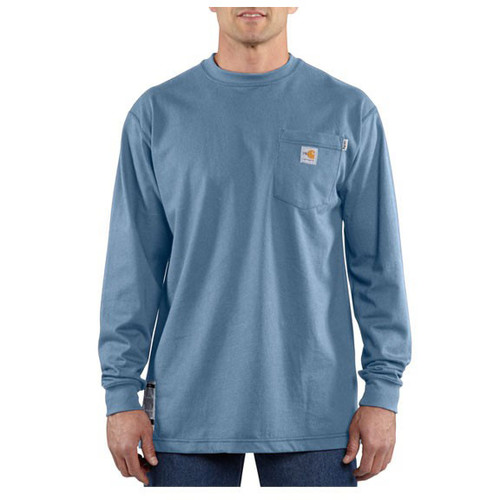 Carhartt Force 100235 Men's Flame Resistant Dry Cotton Work Shirt