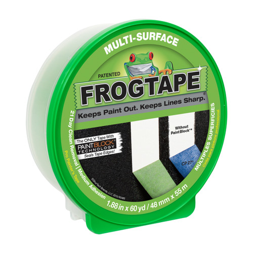FrogTape Multi-Surface Painters Tape 1.88in x 60yd