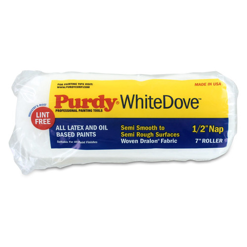 Purdy White Dove Series Paint Rollers with 1/2in Nap