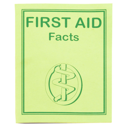 First Aid Facts Book