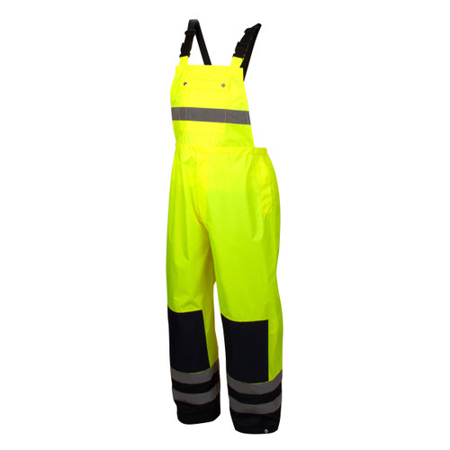 Pyramex Poly High-Vis Bib Pants- RRWB31