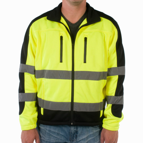 Utility Pro Full Zip Soft Shell Jacket - UHV427