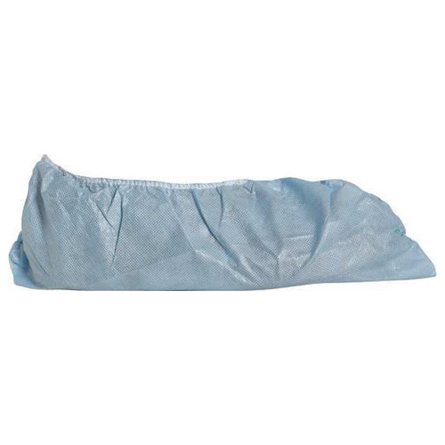 100 Count Dupont Tyvek  Sanitary Shoe Covers- PE440SBULG