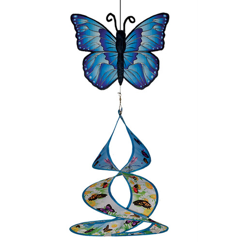 Butterfly Theme Duet Hanging Decor - 25""